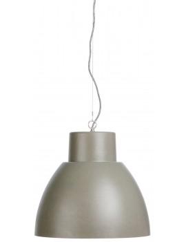 LAMPADA A SOSPENSIONE GRIGIO OPACO - 100% BIODEGRADABILE - ECO FRIENDLY