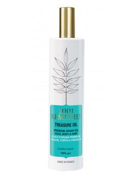 TREASURE OIL - 1001 REMEDIES - OLIO DI ARGAN COSMETICO - 100ML