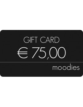 Gift Card Moodies € 75,00