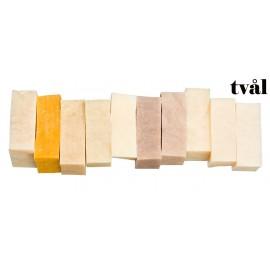 Sapone biologico solido 120 grammi - N 4 Gelsomino & Arancio