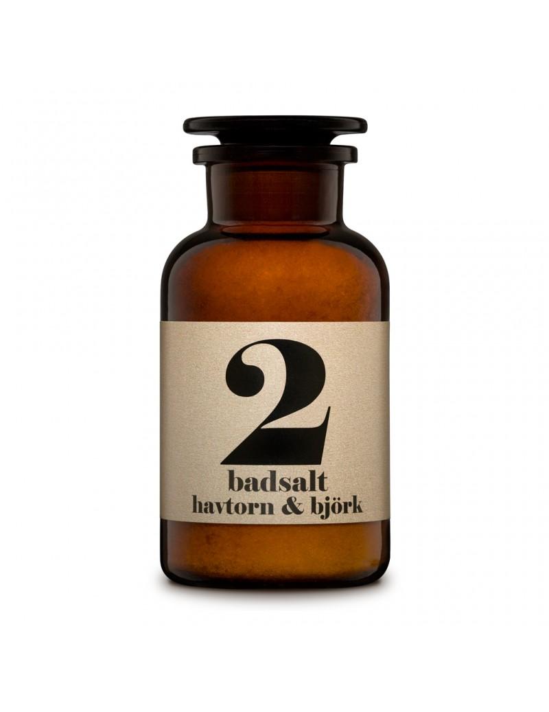 Sali da bagno con sale dell 39 himalaya n 2 biancospino betulla - Bagno con sale grosso ...