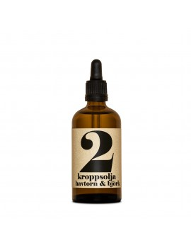 Olio Massaggi e corpo - N° 2 Biancospino & Betulla