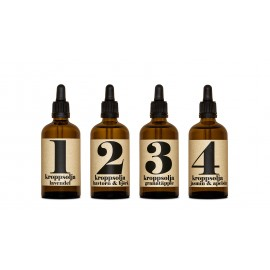 Olio da Massaggi e corpo - N 2 Biancospino & Betullanda