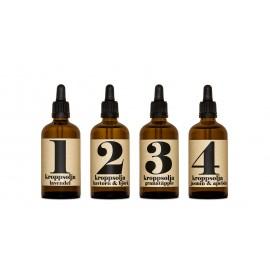 Olio da Massaggi e corpo - N 4 Gelsomino & Arancio